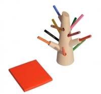מעמד לעפרונות שובב ופיוטי ש