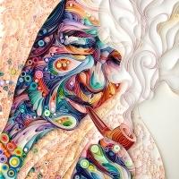 אמנית הנייר הרוסיה יוליה בר