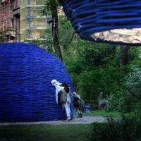 הגן הסודי, פרויקט של Zaha Hadid &