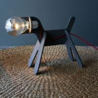 מנורת כלב מקסימה שניתן לשים