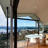 בית יפייפה עם נוף לנמל וולי