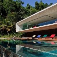 בית חלומות בעיצוב אדריכלי מדהים