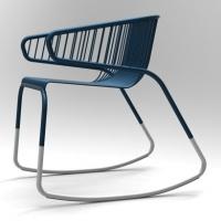 כסא לויתן. כסא נדנדה של מקסי