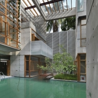 בית מגורים מדהים עשוי מיציק