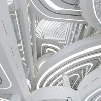 גלריה סנטרסיטי בצ'אונן, קור