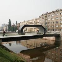 גשר לולאה בסרייבו שתוכנן על