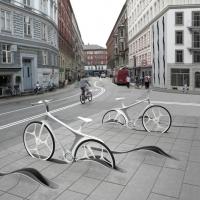 מערכת מאוד מעניינת לשיתוף אופניים