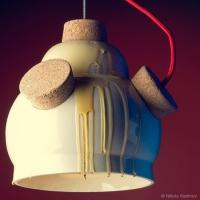 Winnie היא סדרת מנורות עשויות