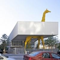 עיצוב אדריכלי מקסים של מרכז