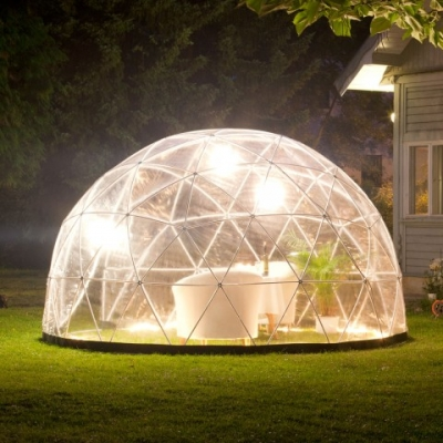 Geodesic Dome for your Backyard