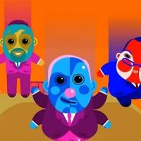 ברוח הבחירות הקרבות סרט אנימציה משעשע ומקסים