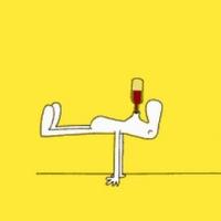 יוגה למתקדמים! סרטון אנימציה משעשע