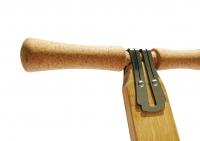 קורקינט עשוי מחבית , עוצב בהשראת הארט דקו