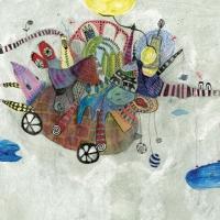 A Dawn Of Time פרוייקט איור מקסים